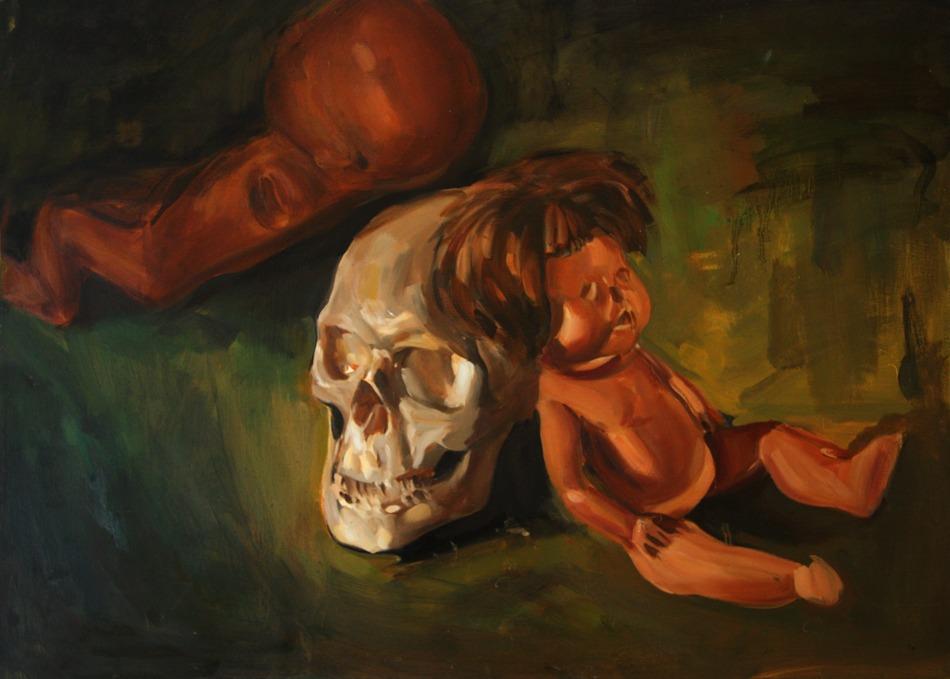 Skull and Dolls