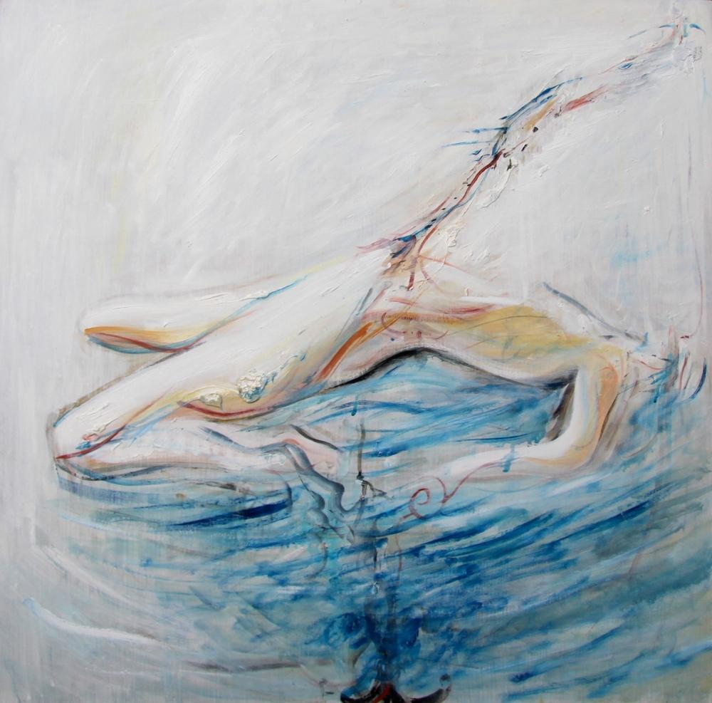 Alex Carletti Visionary Artist Dissolving into Light