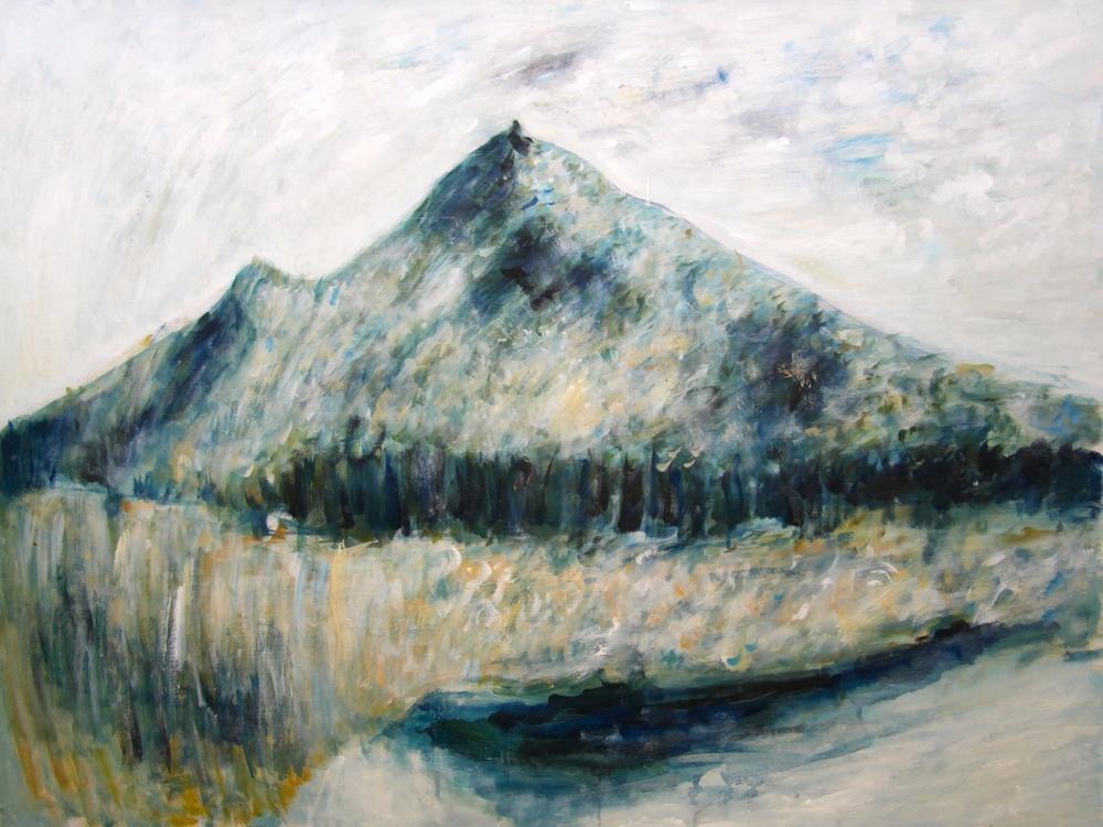 Alex Carletti Visionary Artist Mt Arunachala