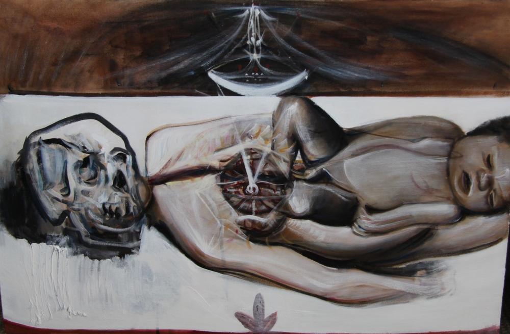 Alex Carletti Visionary Artist Birth and Death