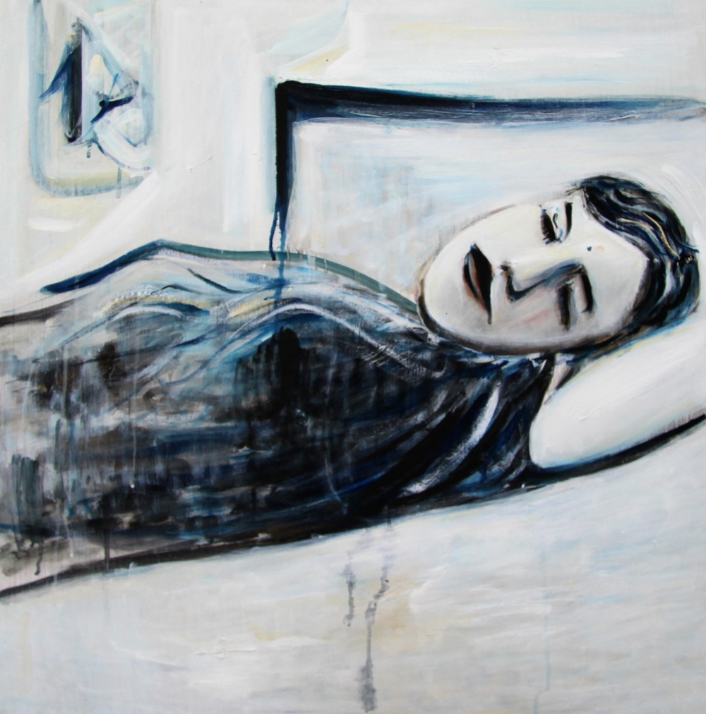 Alex Carletti Visionary Artist Recline