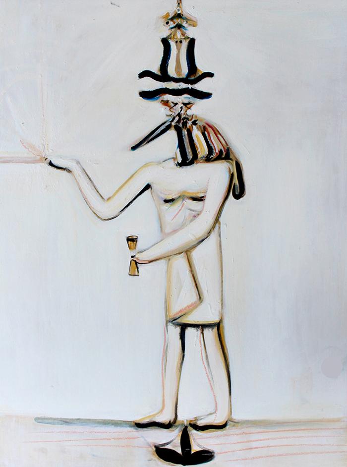 Alex Carletti Visionary Art Hermes