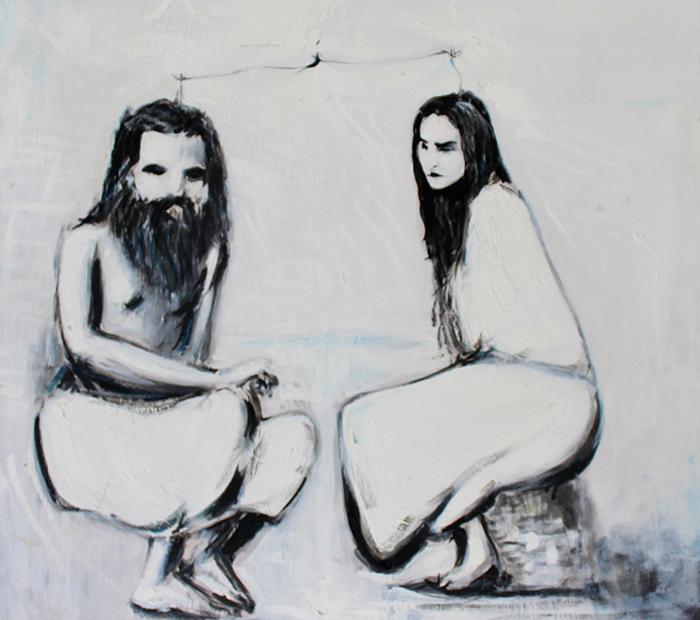 Alex Carletti Visionary Art Shiva/Shakti