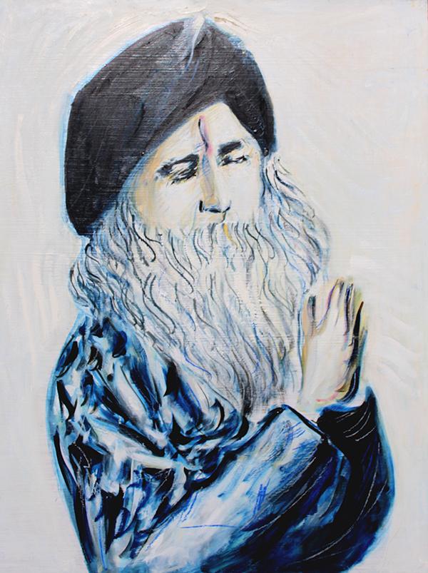 Alex Carletti Visionary Art Sadhguru