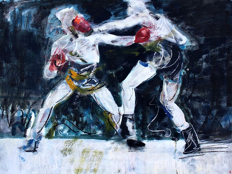 Alex Carletti Visionary Art Boxers