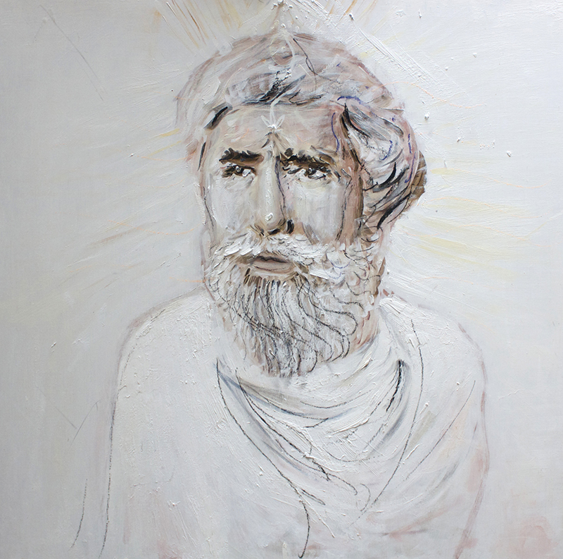 Alex Carletti Visionary Art Prophet