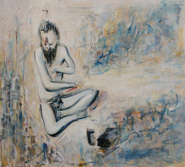 Alex Carletti Visionary Art Sadhana