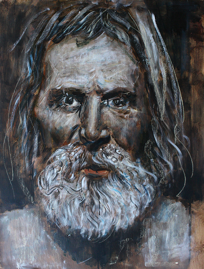 Alex Carletti Visionary Art Homeless
