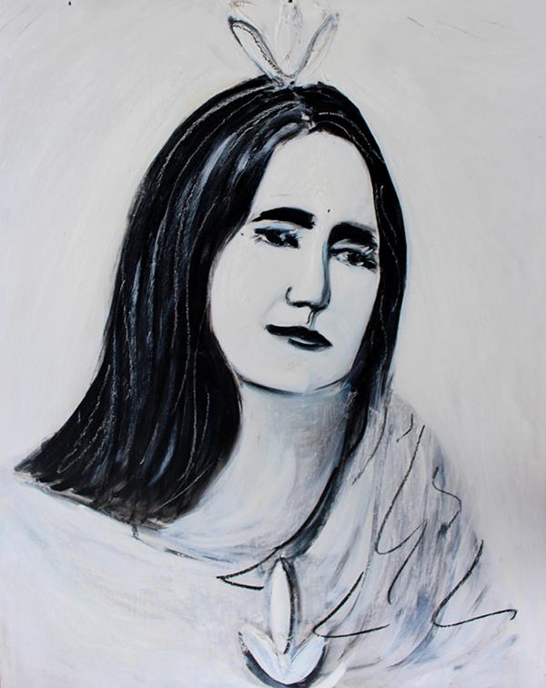 Alex Carletti Visionary Artist Sri AnandamayiMa
