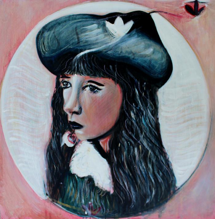 Alex Carletti Visionary Artist Jade
