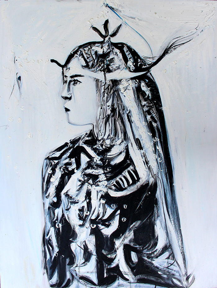 Alex Carletti Visionary Artist Shakti