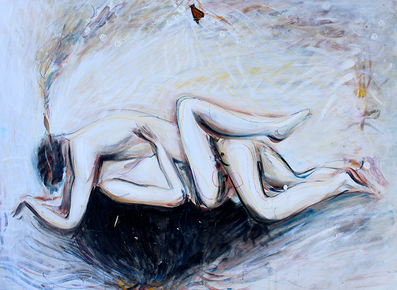 Alex Carletti Visionary Artist Hieros Gamos