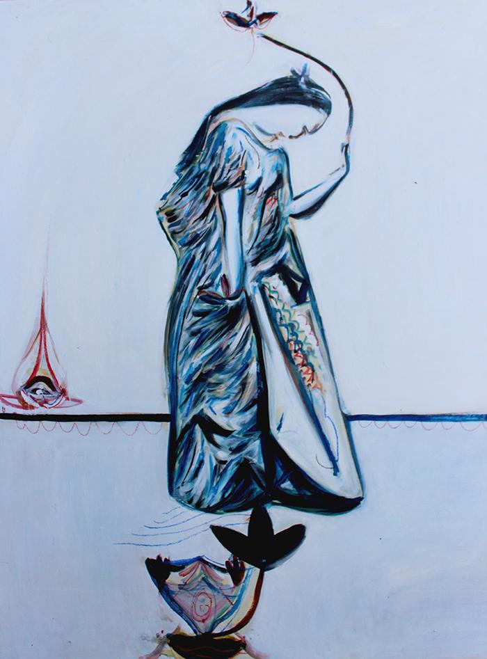 Alex Carletti Visionary Artist Radha