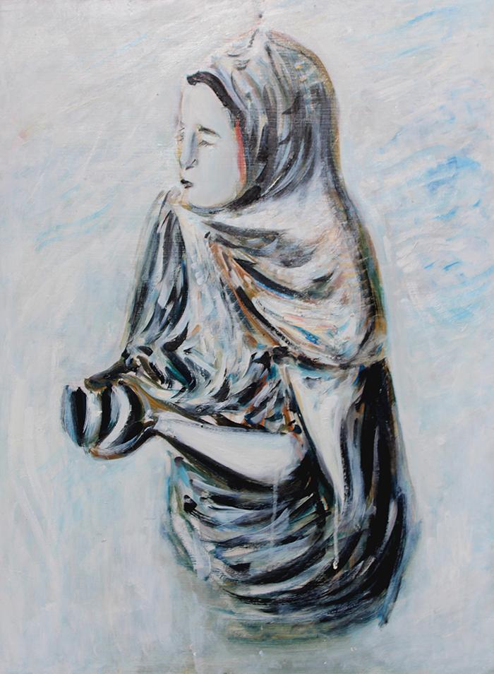 Alex Carletti Visionary Artist Ganges