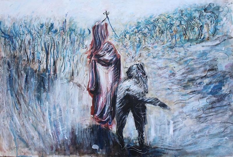Alex Carletti Visionary Artist Forest