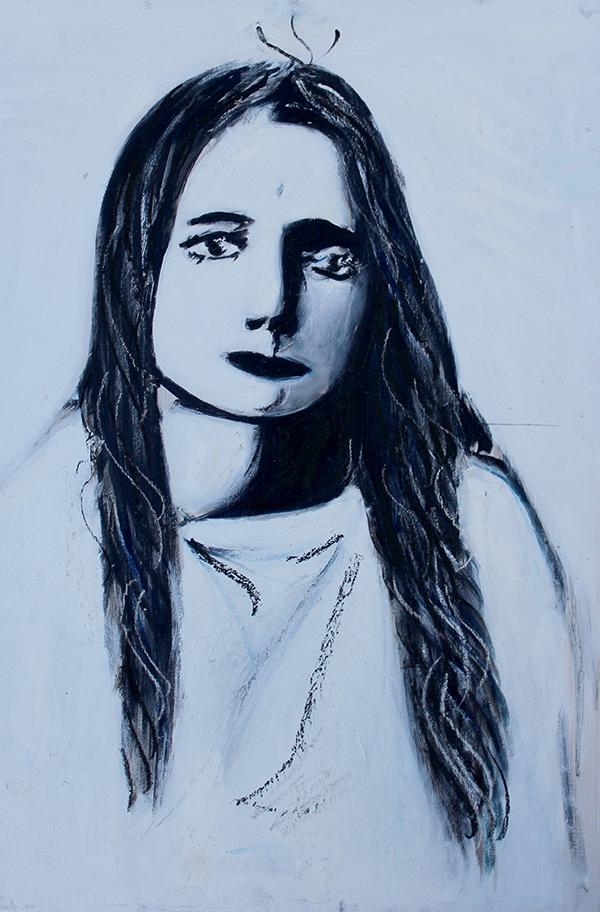 Alex Carletti Visionary Artist Sri Anandamayi Ma