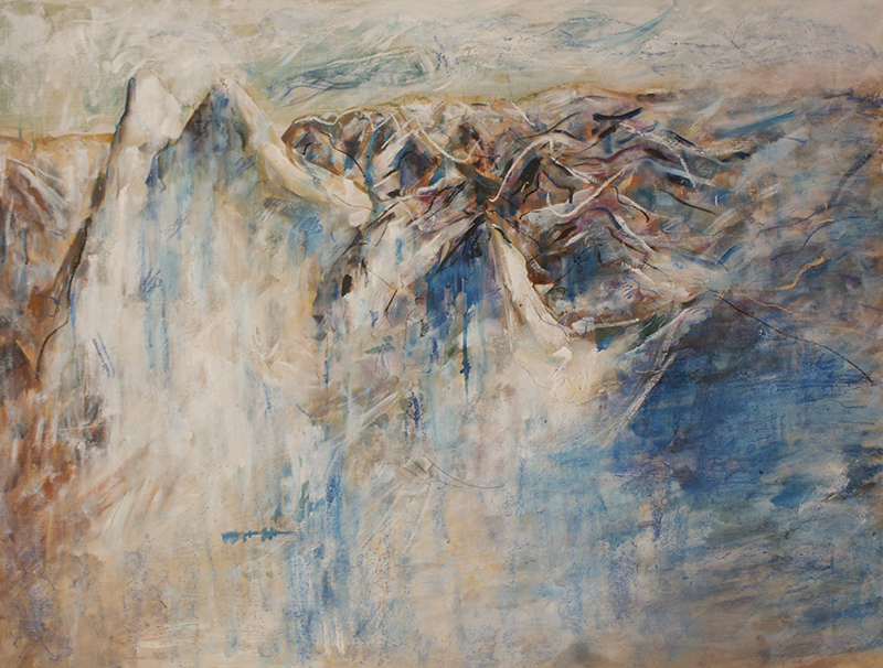 Alex Carletti Visionary Artist Himalayas