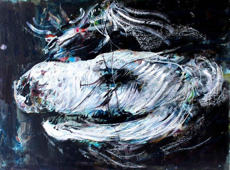 Alex Carletti Visionary Artist Owl