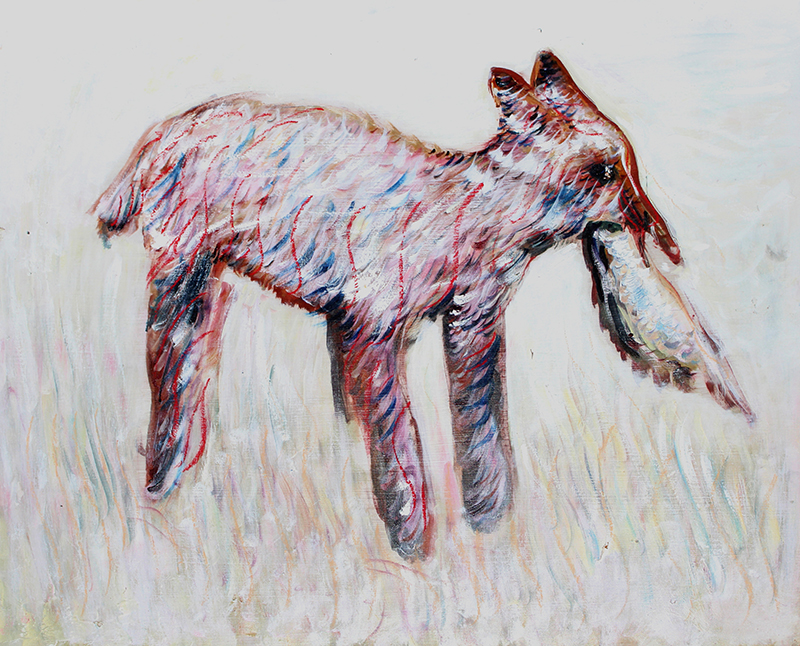 Alex Carletti Visionary Artist Fox