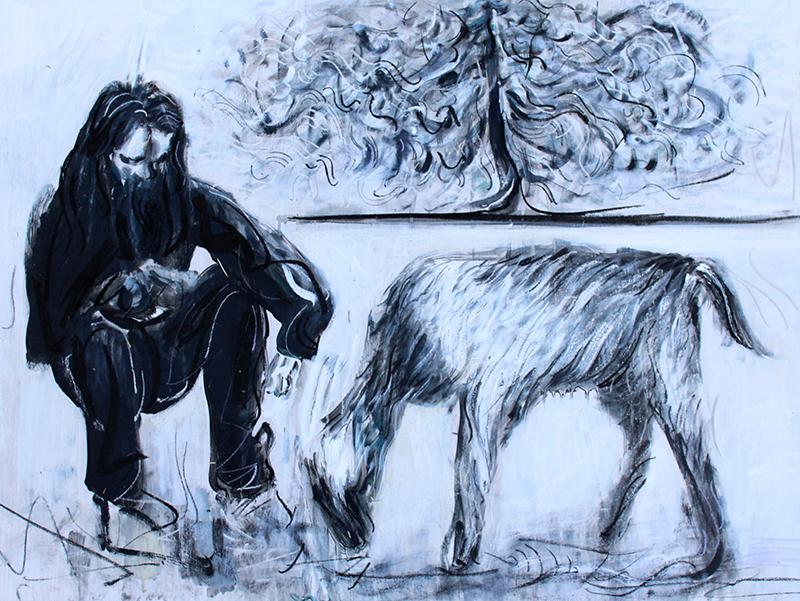 Alex Carletti Visionary Artist Shadow Self