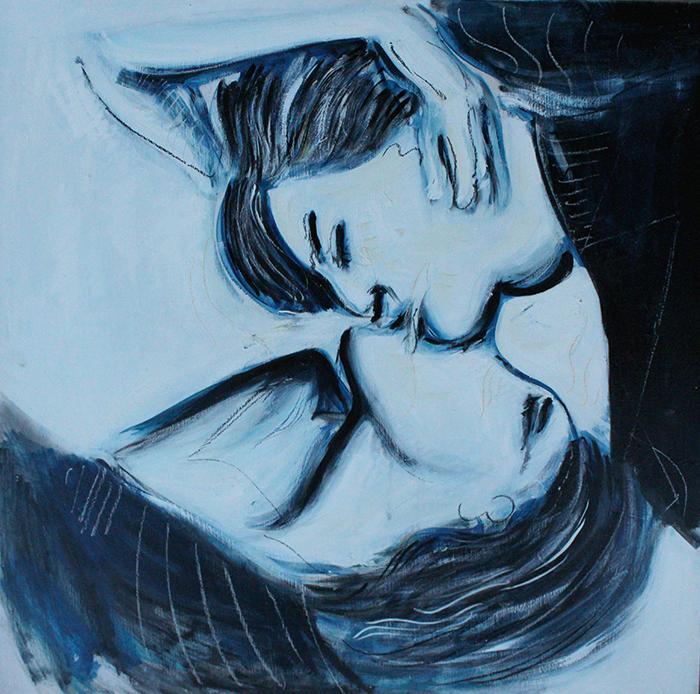 Alex Carletti Visionary Artist Kiss