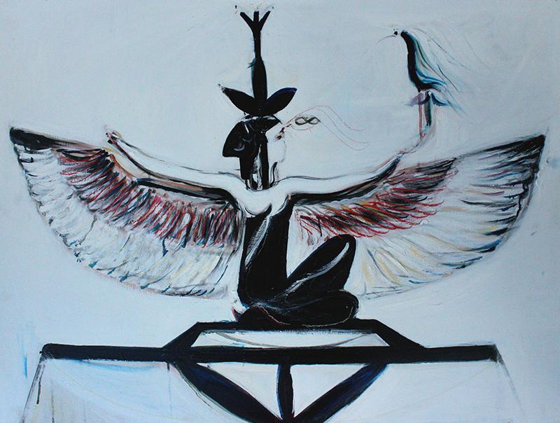 Alex Carletti Visionary Artist ISIS