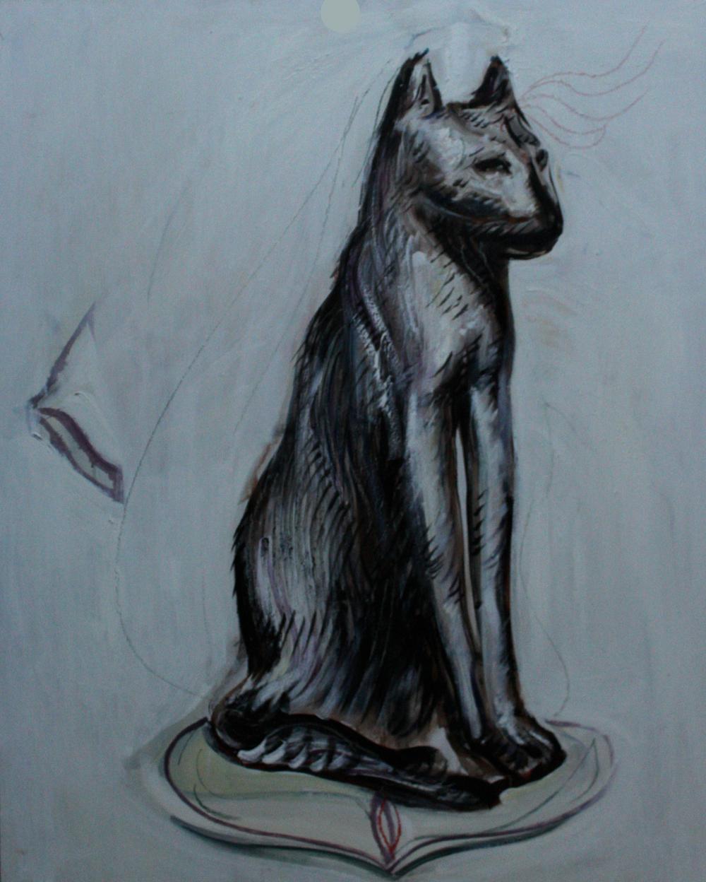 Alex Carletti Visionary Artist Cat