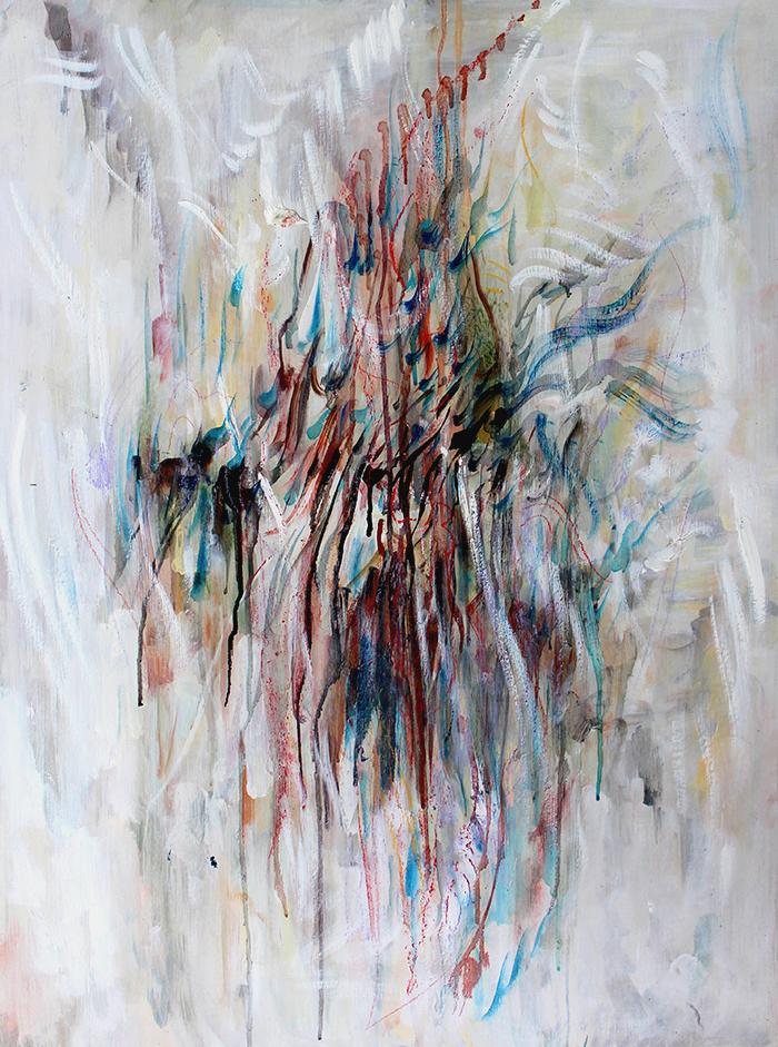 Alex Carletti Visionary Artist Transcendental Descent