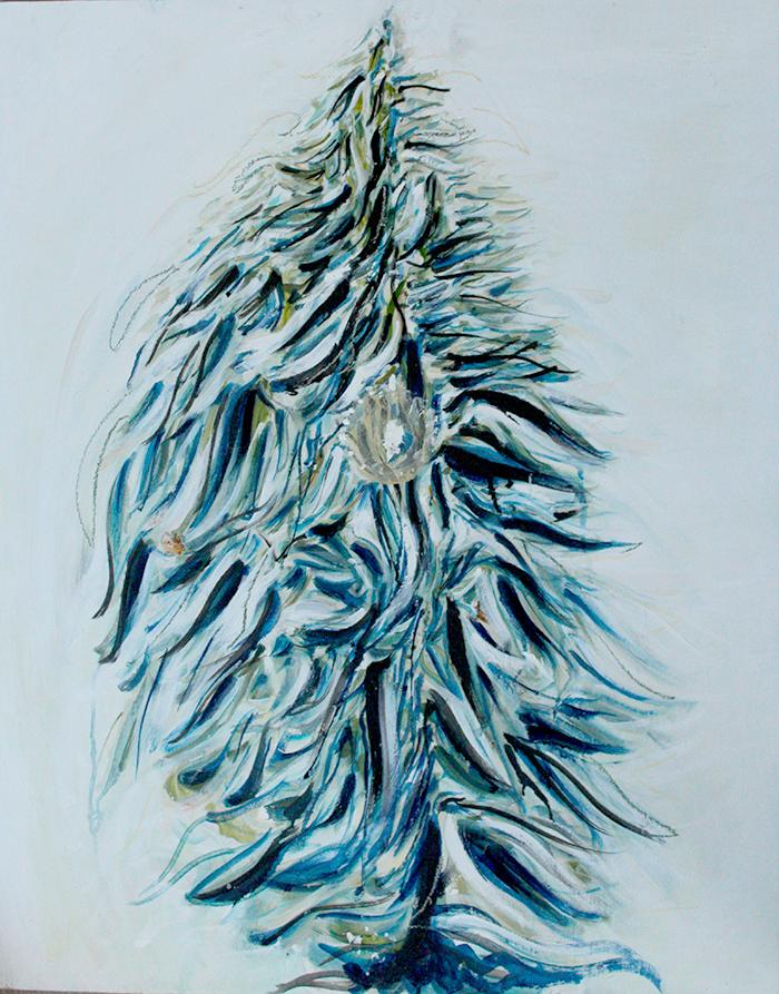 Alex Carletti Visionary Artist Sacred Plant
