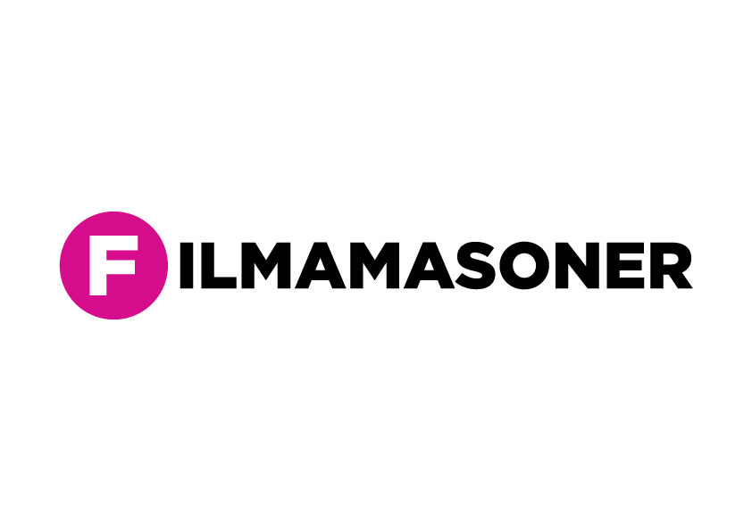 Filmamasoner, logo design