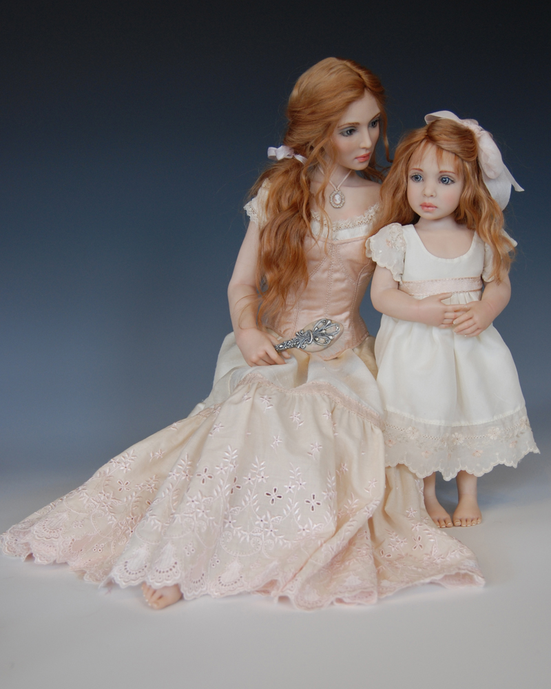 17 best images about muecas minis on pinterest polymers dollhouse dolls and realistic dolls