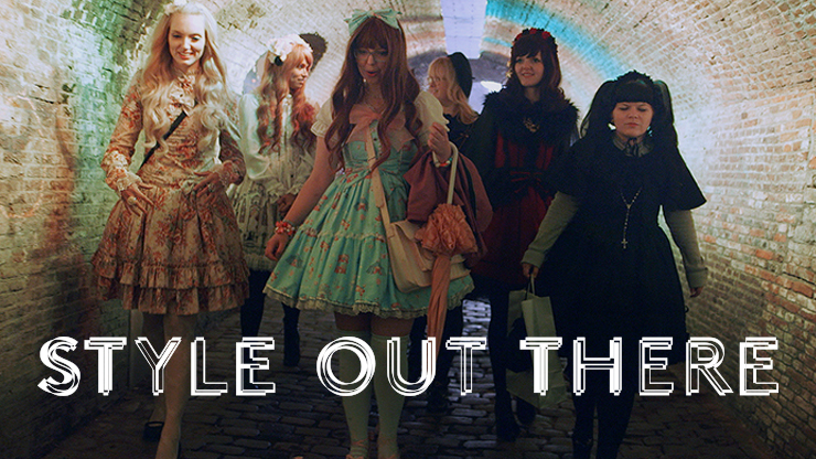 Style Out There - Gothic Lolitas