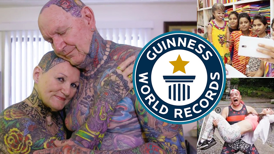 Beyond The Record Series - Directed by Liam Le Guilou for Guinness World Records
