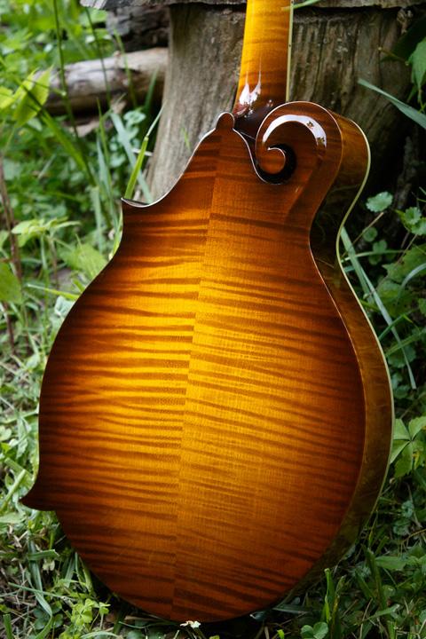 NEW BRW E-Series F-Style Mandolin