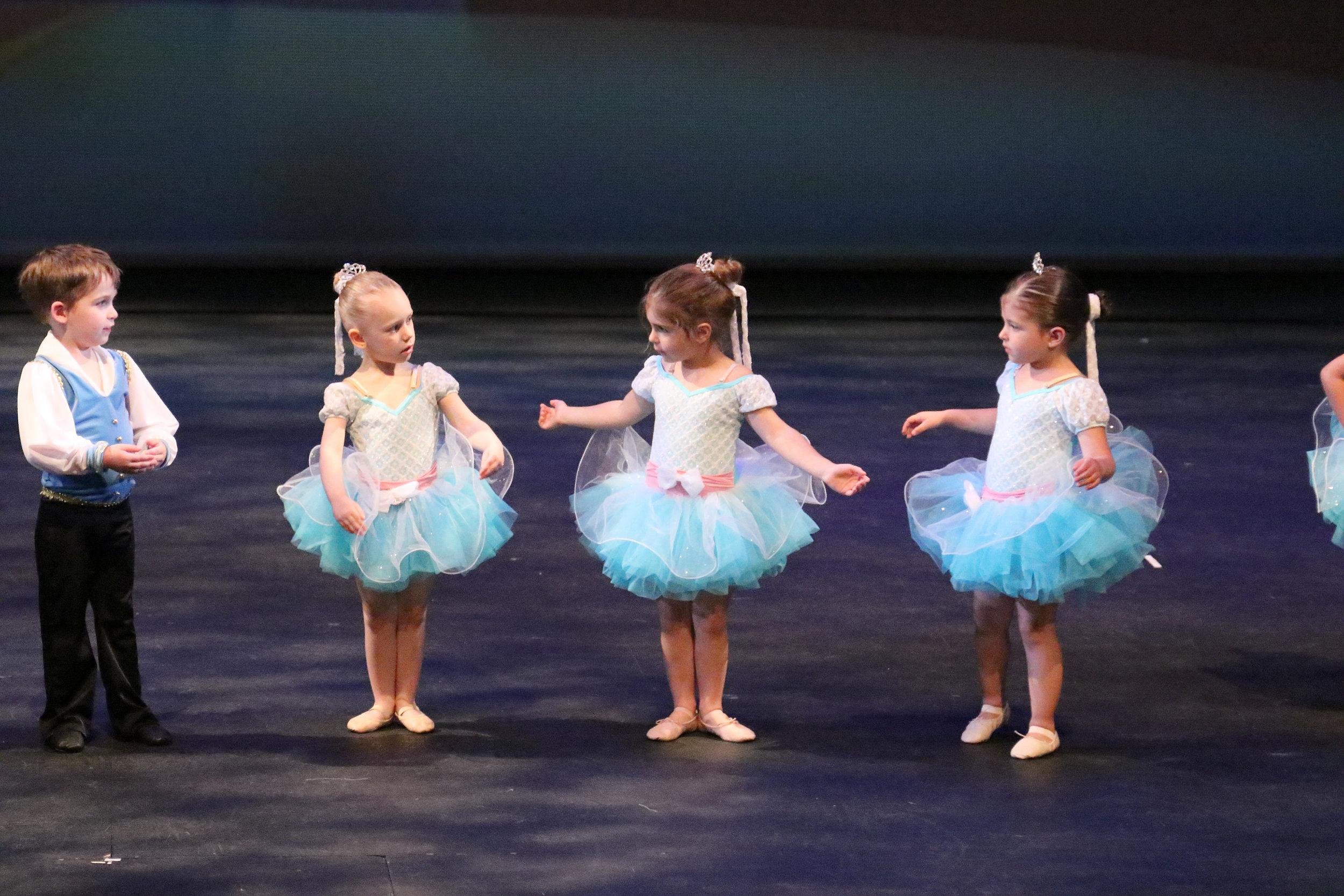 Teaching Kids To Dance Since 1993