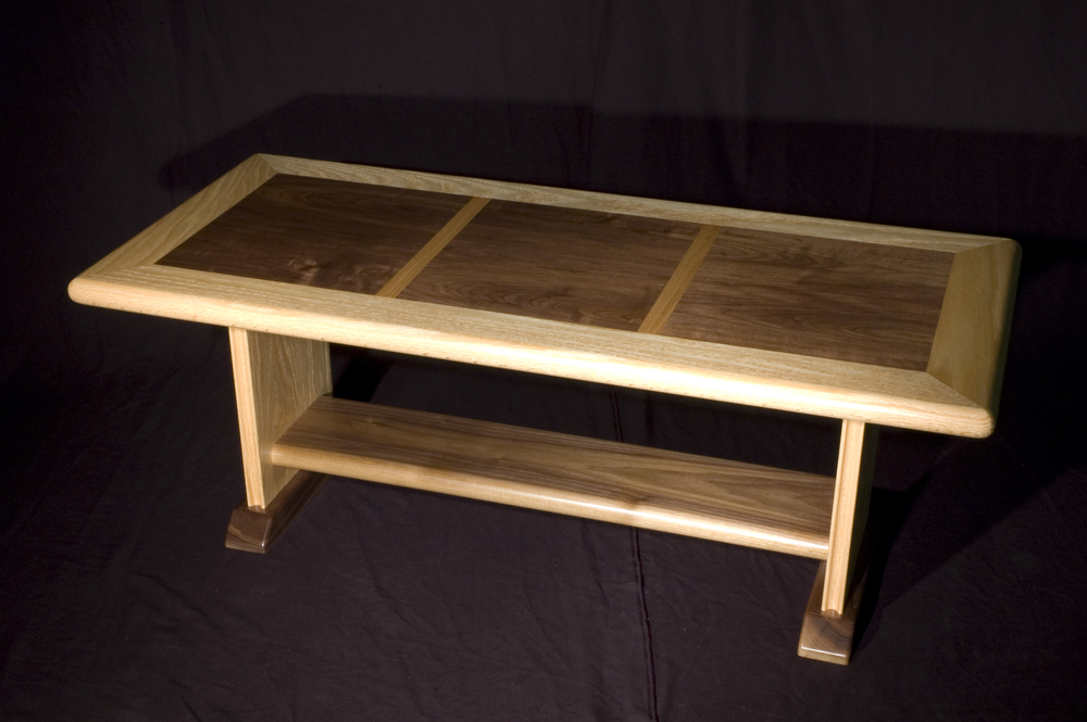 Oak & Walnut Cocktail Table.jpg