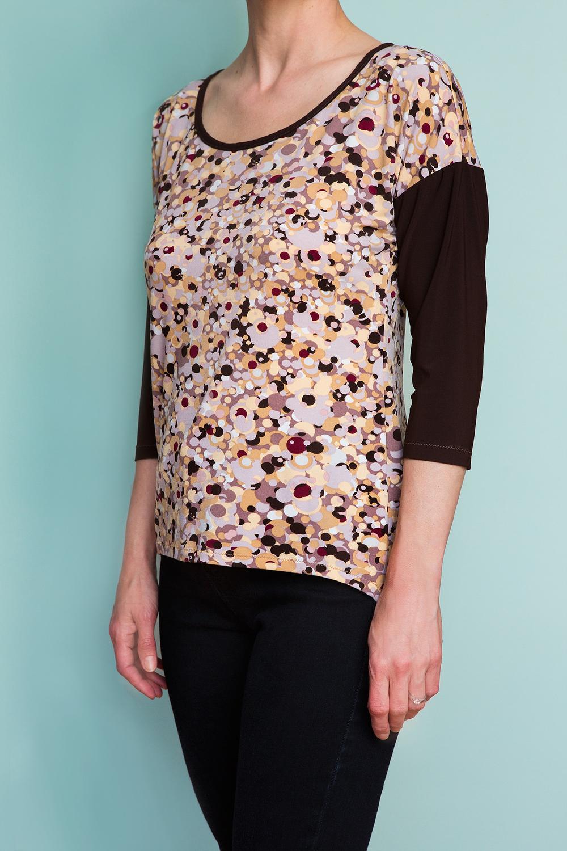 Jalie pattern 3352;  dolman sleeve knit top