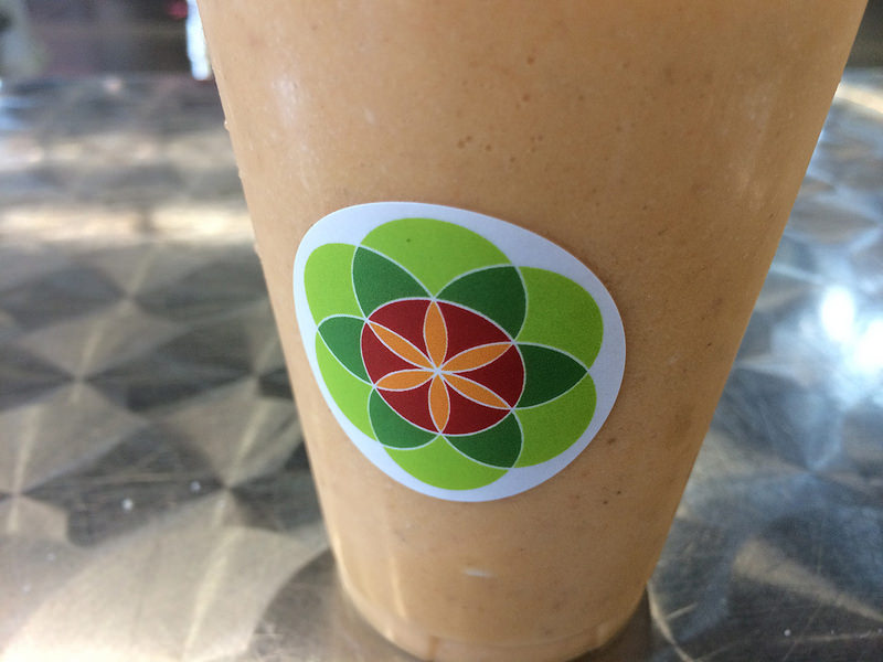 Carrot Cake Smoothie from Fruition