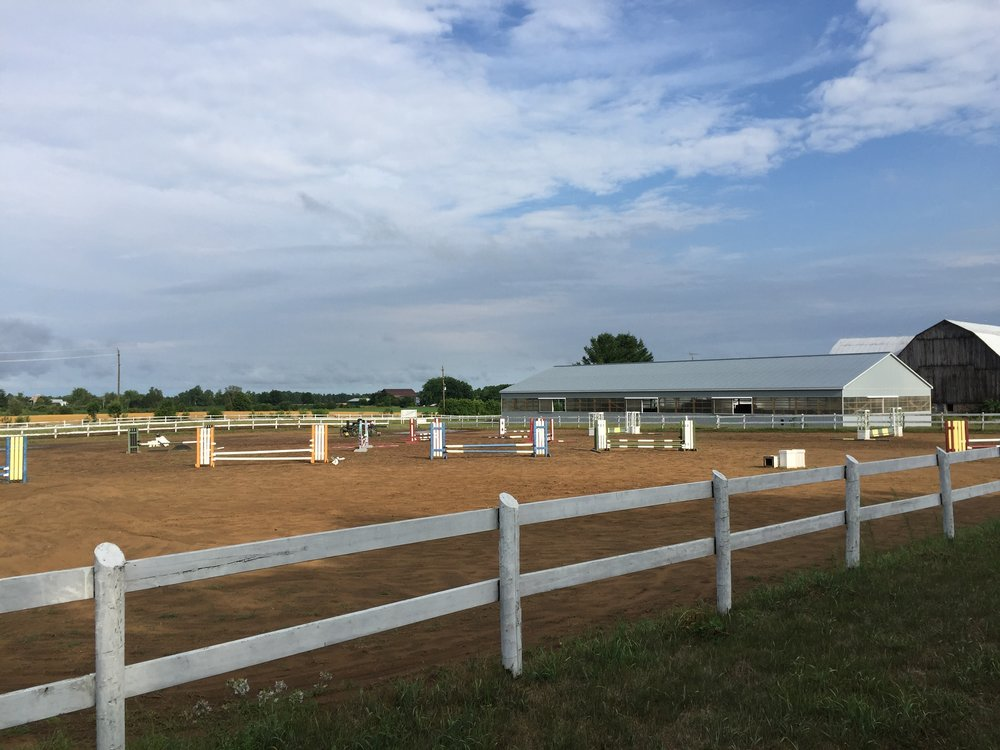 Edenview Equestrian Center Jumper Ring Summer 2016