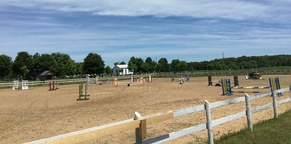 Edenview Equestrian Center Jumper Ring 2016