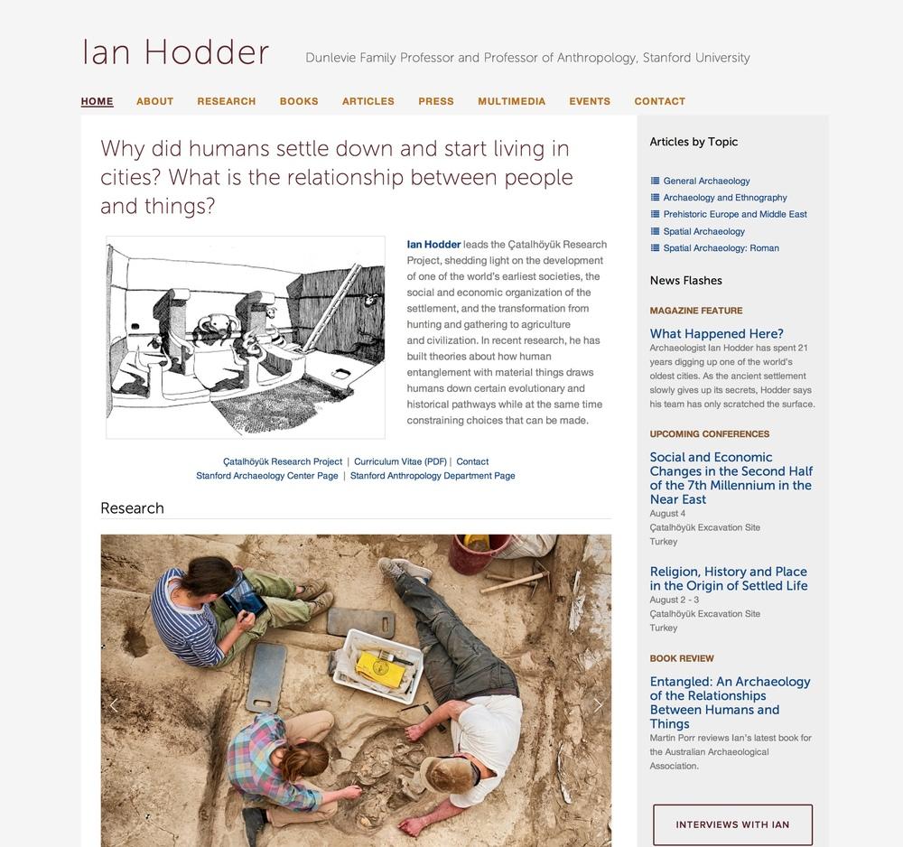 Visit Ian's ScienceSite