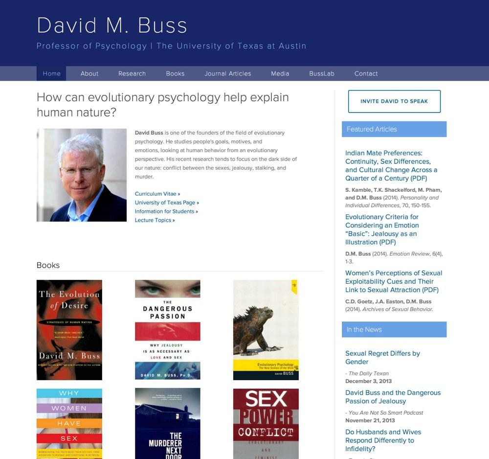 Visit David's ScienceSite