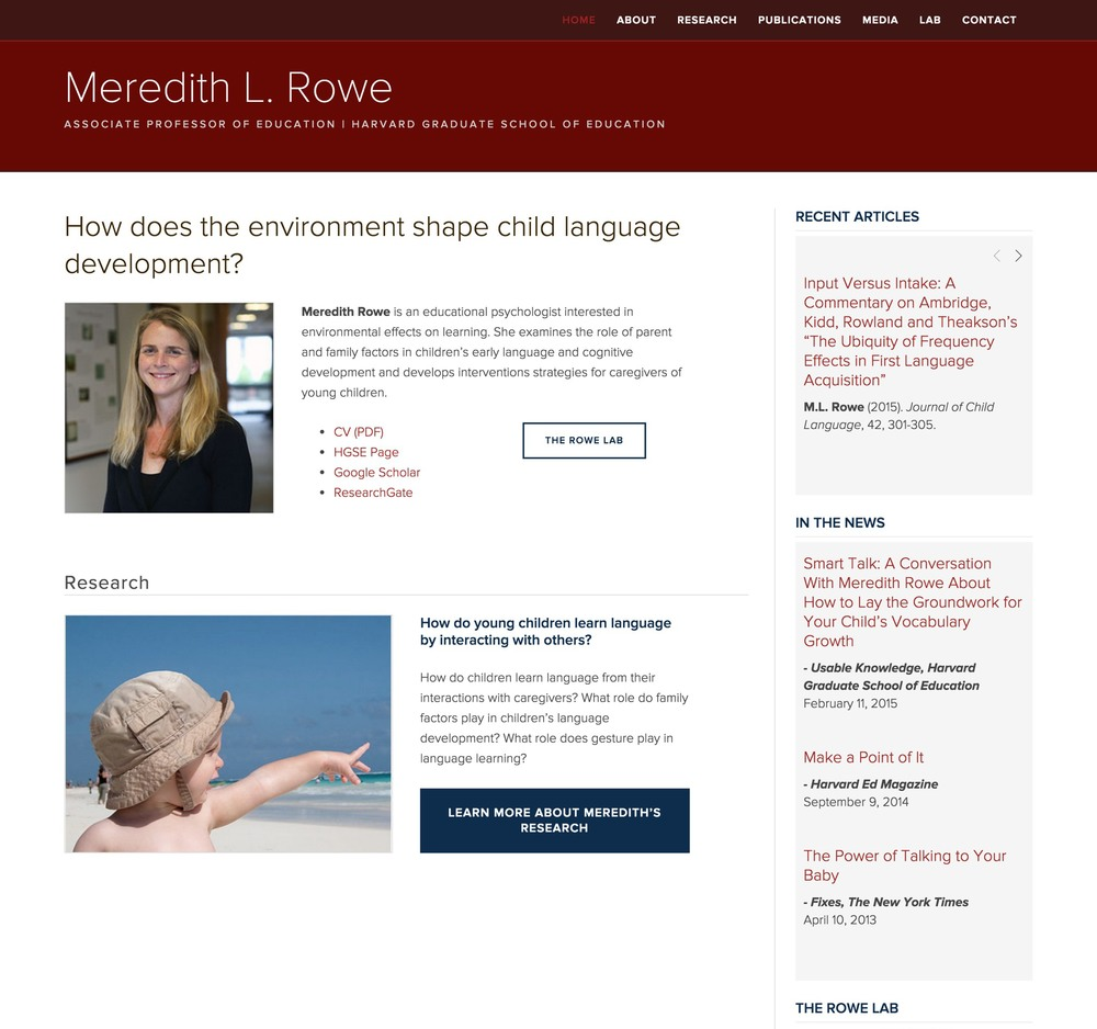 Visit Meredith's Science Site