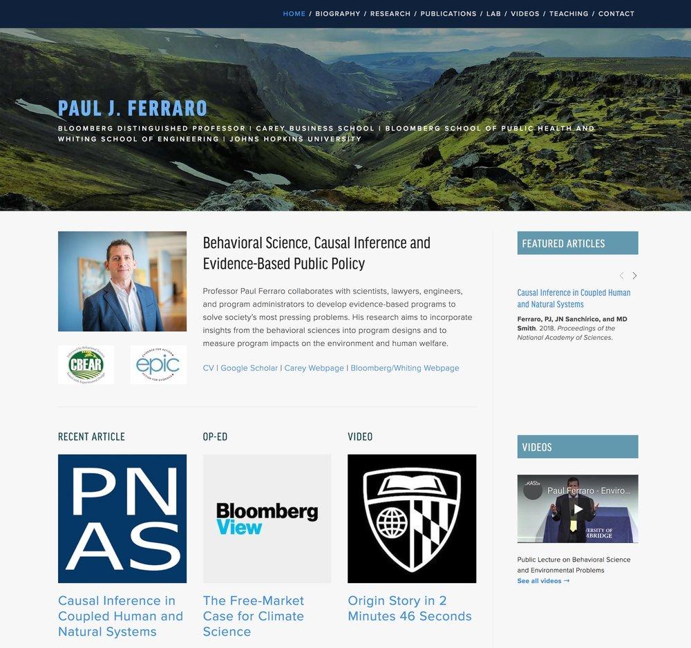 Visit Paul's ScienceSite