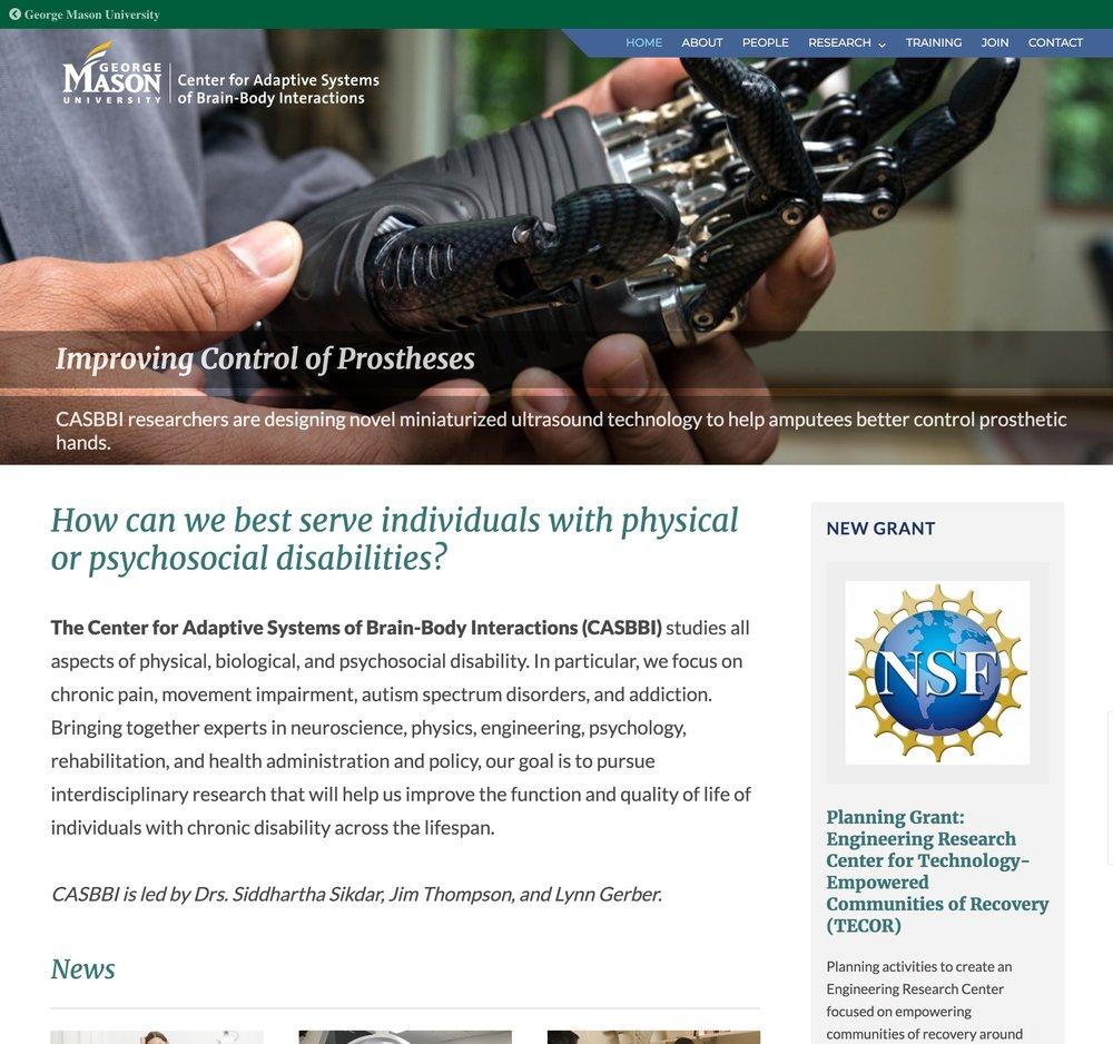 Visit CASBBI's ScienceSite