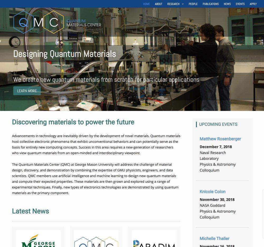 Visit QMC's ScienceSite