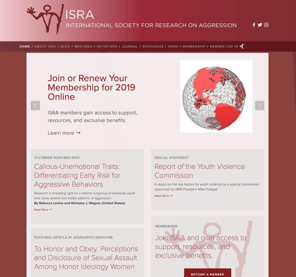 Visit ISRA's ScienceSite