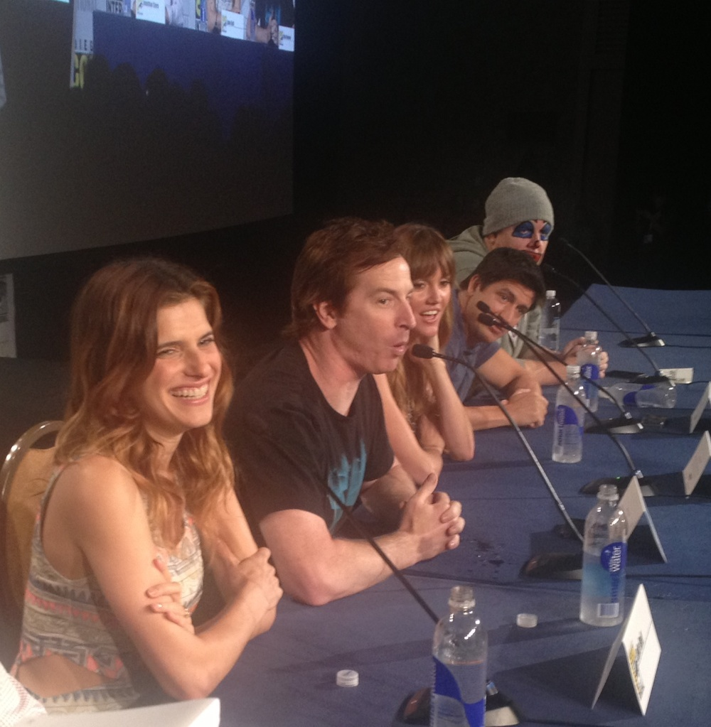 Childrens Hospital panel