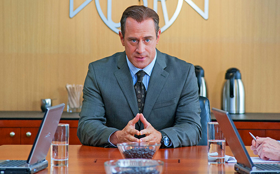 Boardroom - Entertainment Weekly