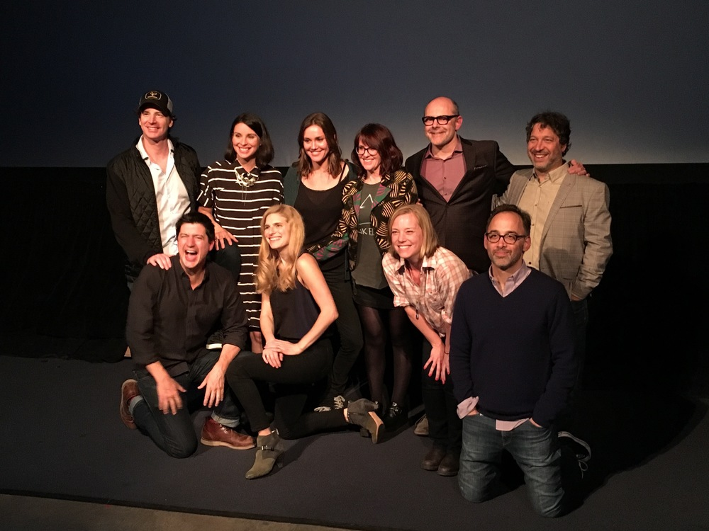 Season finale screening April 2016